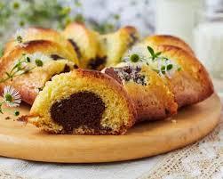 cuisiner sans gluten gâteau marbré cacao cuisine az