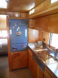 Rv Interiors Images Vintage Trailer Interiors From The 1940 U0027s From Oldtrailer Com