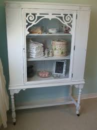 shabby chic china cabinet simply chic treasures shabby chic white china cabinet