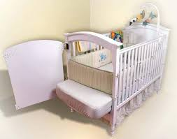 baby crib attached to bed co sleeper baby crib attached to bed vine dine king bed