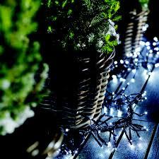 Guirlande Lumineuse Fleurs by Guirlande Lumineuse Boa 10 M Blanc Froid 1120 Led Cn Guirlande