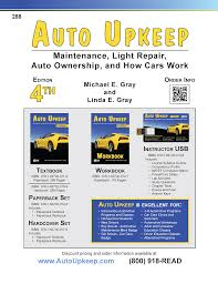 auto upkeep maintenance light repair auto ownership and how