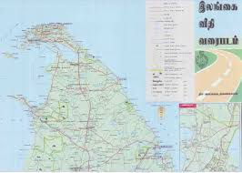 Map Of Sri Lanka Survey Online Store