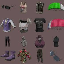 pubg 3d models tons of new skins colours and more discovered in pubg datamine
