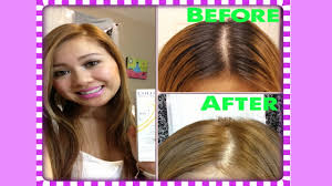light brown hair dye for dark hair how to dye black hair to light brown how i dye my roots youtube