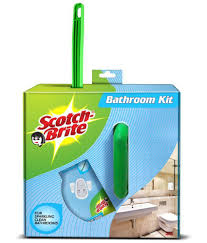 buy 3m scotch brite bathroom cleaning kit online in india at best