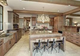 wood top kitchen island solid wood kitchen islands givegrowlead