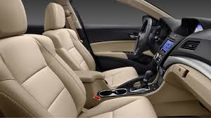 Ventilated Car Seats Affordable Luxury Sedans From Acura
