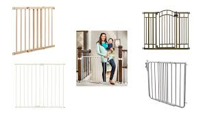 Gate For Top Of Stairs With Banister Top 10 Best Safety Gates For Stairs