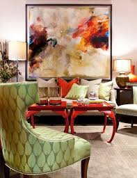 coffee table decorations hall contemporary with art chair 329 best decor big art images on pinterest abstract art