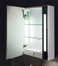 Heated Mirror Bathroom Cabinet Made Steam Free Heated Mirrors