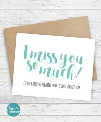 i miss you cards best 25 miss you cards ideas on miss you gifts i