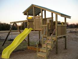 backyard playground sets free diy swing set plans for your kids