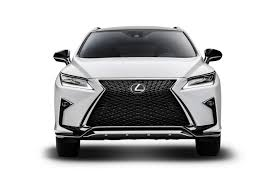 lexus rx black 2017 lexus rx 350 luxury 3 5l 6cyl petrol automatic suv