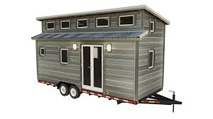 cider box tiny house plans padtinyhouses cider box tiny house foot long rendering with economy exterior