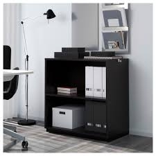 Ikea Desk And Bookcase Galant Shelf Unit White Ikea