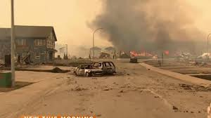 Alberta Wildfire System by Fort Mcmurray Wildfire Evacuees Relocated As U0027absolutely Vicious