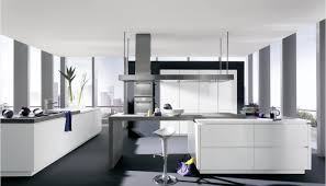kitchen alno kitchen features black white kitchen with double