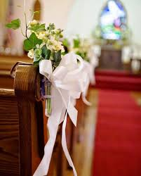 Wedding Ceremony Decorations How To Decorate The Church For A Wedding Ceremony U2013 Your Wedding