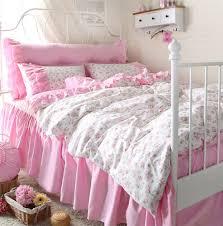 fashion cute flower bedding set teen twin full queen king