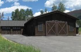 Tractor Barn Daley Ranch Barn