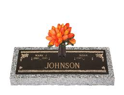 flat headstones for companion bronze grave markers lovemarkers