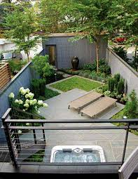 Backyard Garage Ideas 23 Small Backyard Ideas How To Make Them Look Spacious And Cozy
