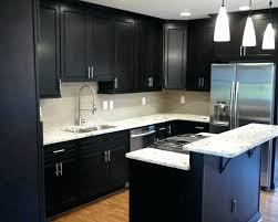 backsplash tiles for dark cabinets kitchen backsplash with dark cabinets dark cherry cabinet with white