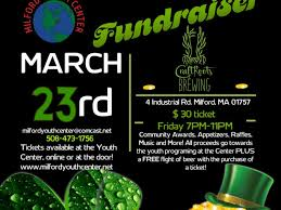 comcast milford ma mar 23 milford youth center st patrick u0027s fundraiser milford