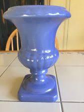 Camark Vase Blue Camark Art Pottery Ebay