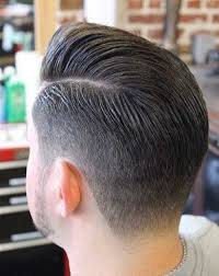 gents hair style back side mens fade hairstyles back view get beautified 3 pinterest