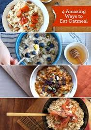 Oatmeal Toppings Bar Oatmeal For Everyone Oatmeal Toppings
