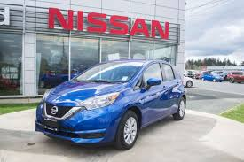 compact nissan versa or similar nissan versa note for sale in campbell river british columbia