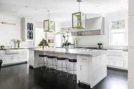 kitchen accents ideas beautiful kitchen features white cabinets paired with black