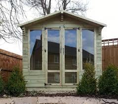 Garden Shed Summer House - garden sheds uk sheds liverpool manchester cheshire