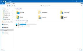 Windows 7 Top Bar First Major Windows 10 Update Brings Lots Of Improvements