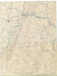 Maps Virginia by Historical Maps Relating To Loudoun County Virginia