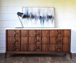 mcm furniture a ray of sunlight mcm 9 drawer dresser