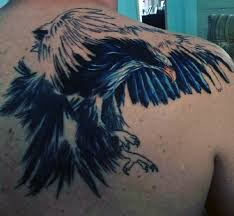 collection of 25 eagle tattoo