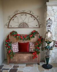simple design archway decoration front door decorations
