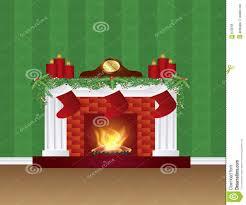 fireplace mantel christmas decorations magazine images best