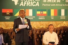 chambre de commerce à l étranger la chambre de commerce africaine du guangdong construit une nouvelle
