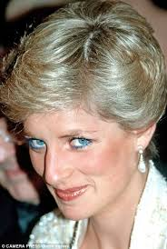 princess diana hairstyles gallery diana hairstyle that was her crowning glory daily mail online
