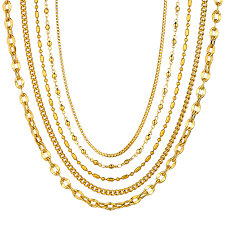 trendy gold chain necklace images Skillful ideas gold chain necklace for women 5 types of womens men jpg