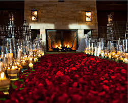 Rose Petals Room Decoration Bedroom Amazing Posts Related To Bedroom Decoration With Candles