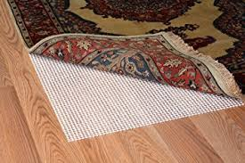 Stop Area Rug From Sliding On Carpet Ultra Stop Non Slip Indoor Rug Pad Size 6 X 9 Rug