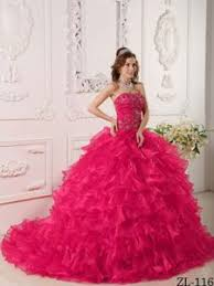 15 quinceanera dresses hot pink organza ruffles quinceanera dress with embroidery