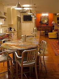 rounded kitchen island best 25 kitchen island ideas on large granite