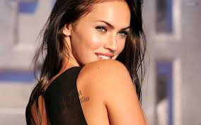 megan fox transformers 2 still wallpapers megan fox top 10 beautiful brunettes in the world considered one