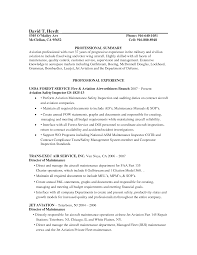 Sample Resume Objectives Service Crew by Crew Chief Resume Free Resume Example And Writing Download